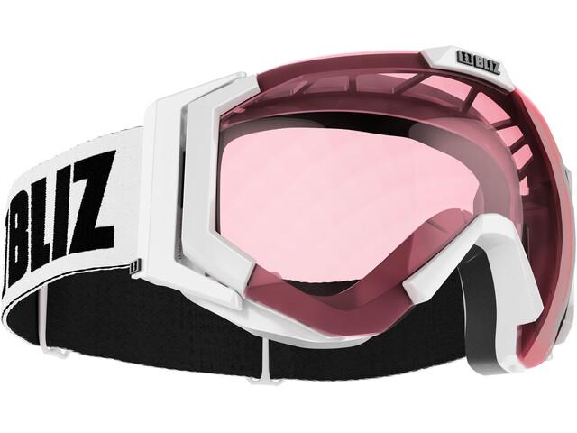 Bliz Carver Small Gafas, blanco